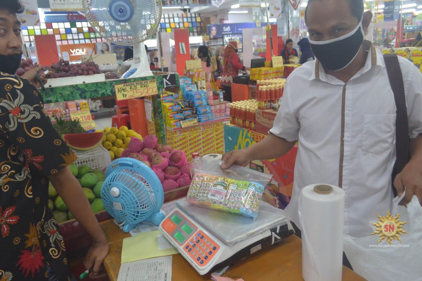 """Mengejutkan"" Swalayan Aneka Jaya Kendal Menjual Produk Tak Sesuai Label Dari Merk Gulaku Dan Merubah Kemasannya"