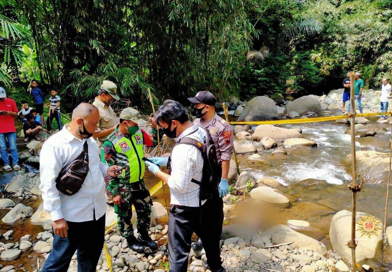 Penemuan Mayat Bayi, Gemparkan Warga Desa Kambangan Kecamatan Blado Batang