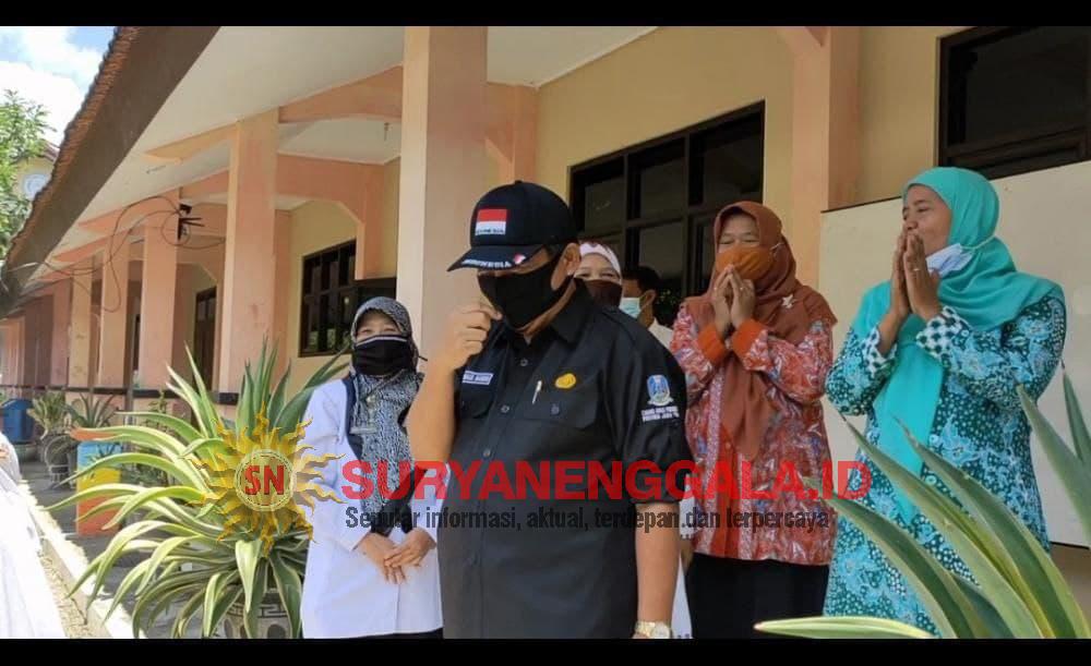 Kacabdin Sosialisasi PTM, Nurhadi: Belum Ada Formasi, GTT dan Guru Bahasa Jawa Harus Bersabar