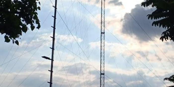 LPK SM Posopati Terus Telusuri Tower ISP Milik Mantan LPK Barata Yang Terkesan Arogan