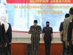 Ngatiyana Kembali Lantik 58 Pejabat Fungsional Tertentu