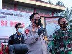 Polda Sumut Tetapkan 5 Tersangka Daur Ulang Swab Di Bandara Kualanamu Medan