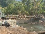 Apresiasi kinerja personel Yonzikon 13/KE dalam Menyelesaikan Pembangunan Jembatan dinilai Sangat Bagus