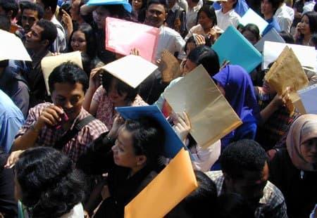 Angka Pengangguran Usia Muda di Indonesia Tertinggi se ASEAN