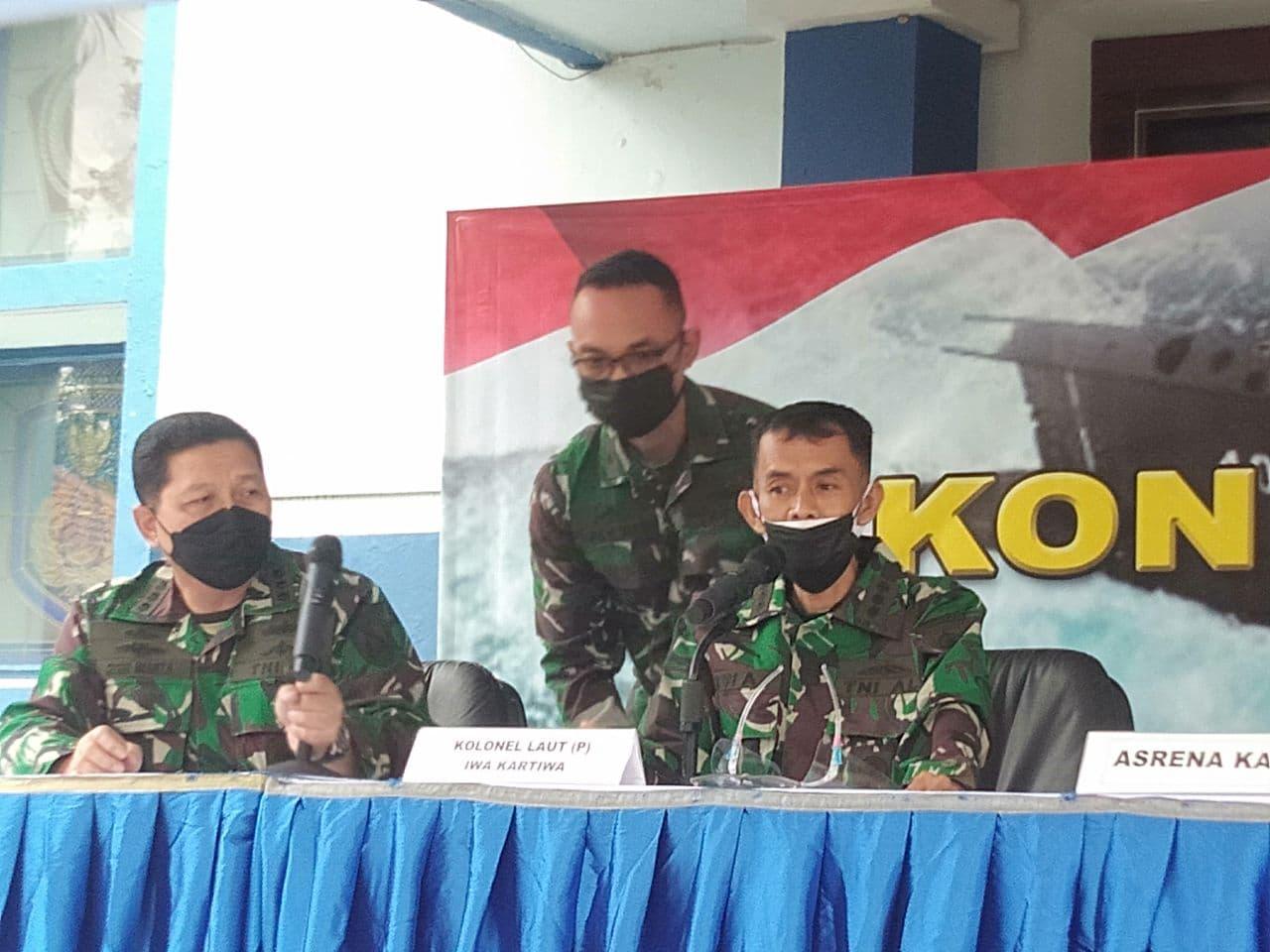Kolonel Laut (P) Iwa Kartiwa Menangis dan Bantah Pemberitaan Tentang Kondisi Sakitnya