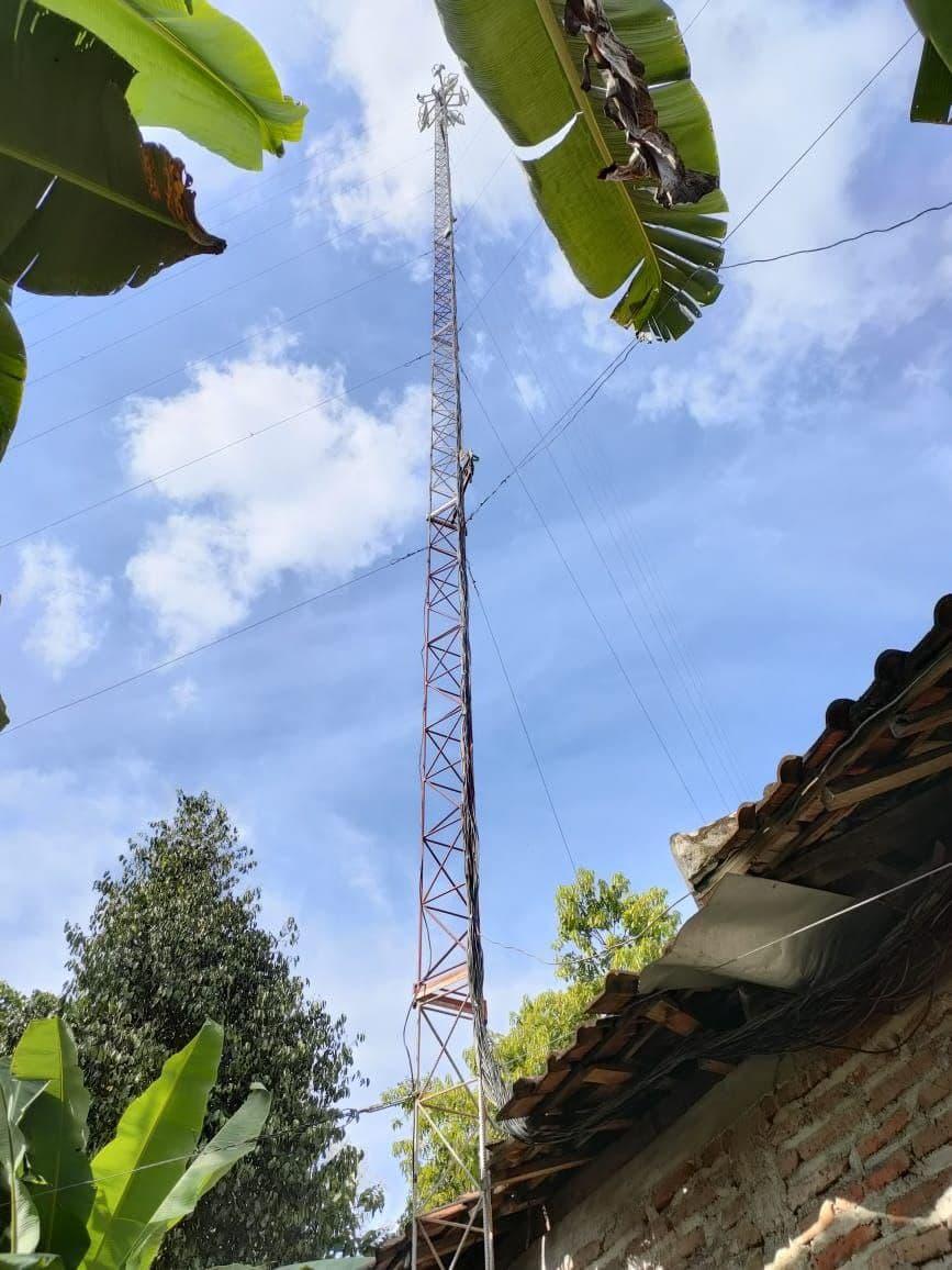 LPKSM Pasopati Terima SP2HP Kasus Tower ISP Ponorogo