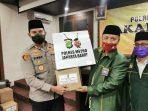 Polres Metro Jakarta Barat Gandeng Dai Kamtibmas dan Sukseskan Ops Ketupat Jaya 2021