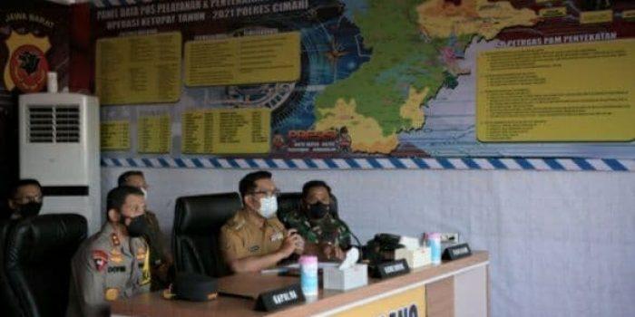 Gubernur Jawa Barat, Sebanyak 60.000 Kendaraan Diputarbalikkan