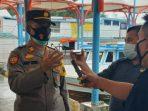 Pemudik Akan Jalani Rapid Tes di Posko Antigen Polsek Kep Seribu Utara