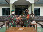 Korem 172/PWY, Siap Amankan Pertemuan Delegasi Pembukaan PLBN RI-PNG