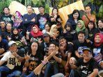 Halalbihalal dilakukan JumBer Surabaya Pusat dengan Penuh Semangat Kekeluargaan