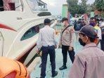 Saat Kunjungi Pulau Tidung 58 Wisatawan di Harapkan Tunjuk Surat Negatif Covid-19