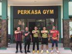 Gedung Gym dan Dojo Karate Modern Milik Disjasad