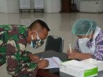 Kodam I/BB Gelar Tes Swab Antigen Massal Untuk Prajurit dan ASN, Pecegahan Covid-19