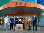 NasDem Bojonegoro Peduli Covid 19, Ratusan APD Di Serahkan Ke Rumah Sakit Rujukan