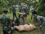 Danpuslatpur : Jadikan Momentum Kurban Untuk Berbagi Di Tengah Pandemi