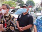 Upaya Turunkan Level Status PPKM, Kota Pekalongan Genjot Vaksinasi Lansia