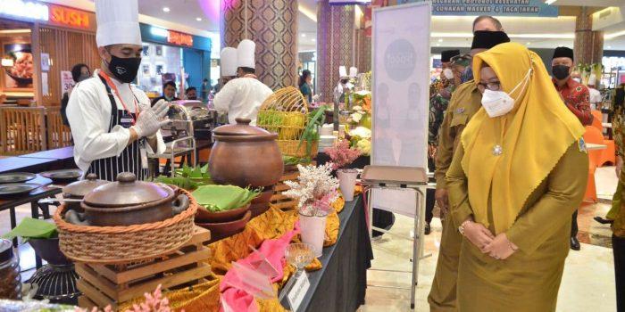 Archipelago East Java Food Festival 2021 Resmi Dibuka Wabup Gresik